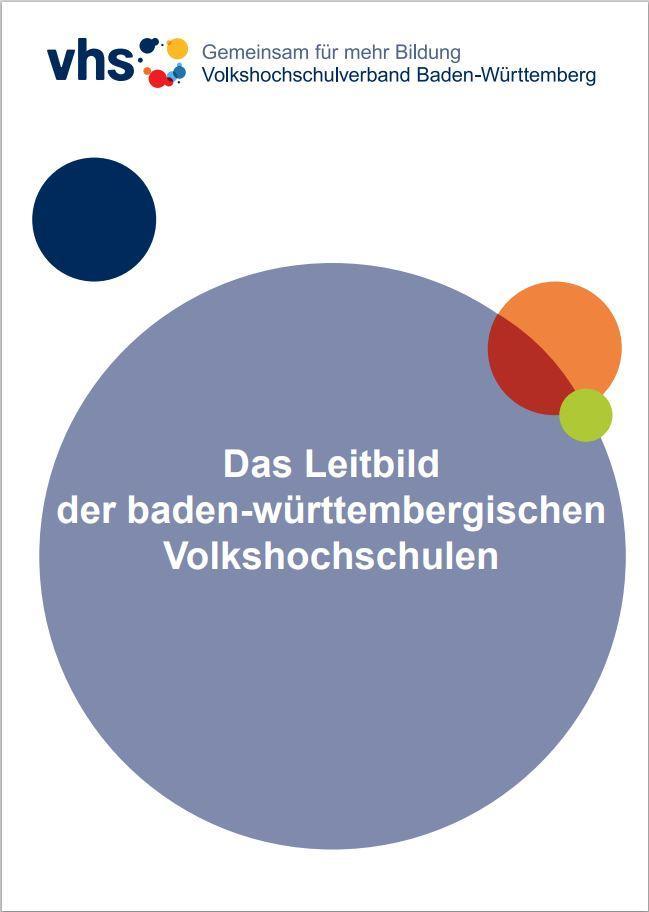 Leibild der Volkshochschulen in Baden-Württemberg