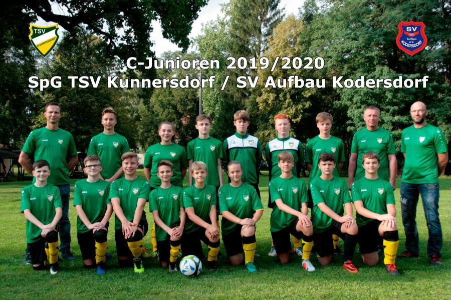 C-Junioren SpG TSV Kunnersdorf / SV Aufbau Kodersdorf