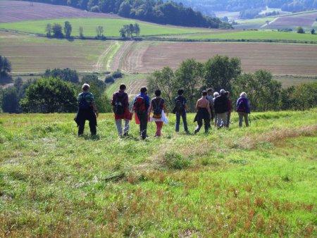 Feierabendweg bei Rengshausen