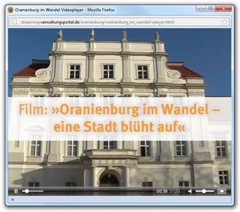 Film: Oranienburg im Wandel