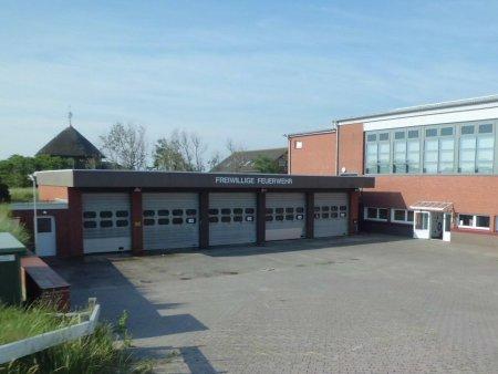 Freiwillige Feuerwehr Baltrum - Gerätehaus