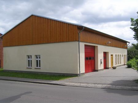 Feuerwehrgerätehaus Granzin