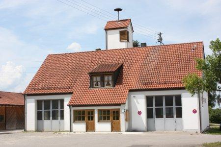 Aichen Feuerwehrhaus