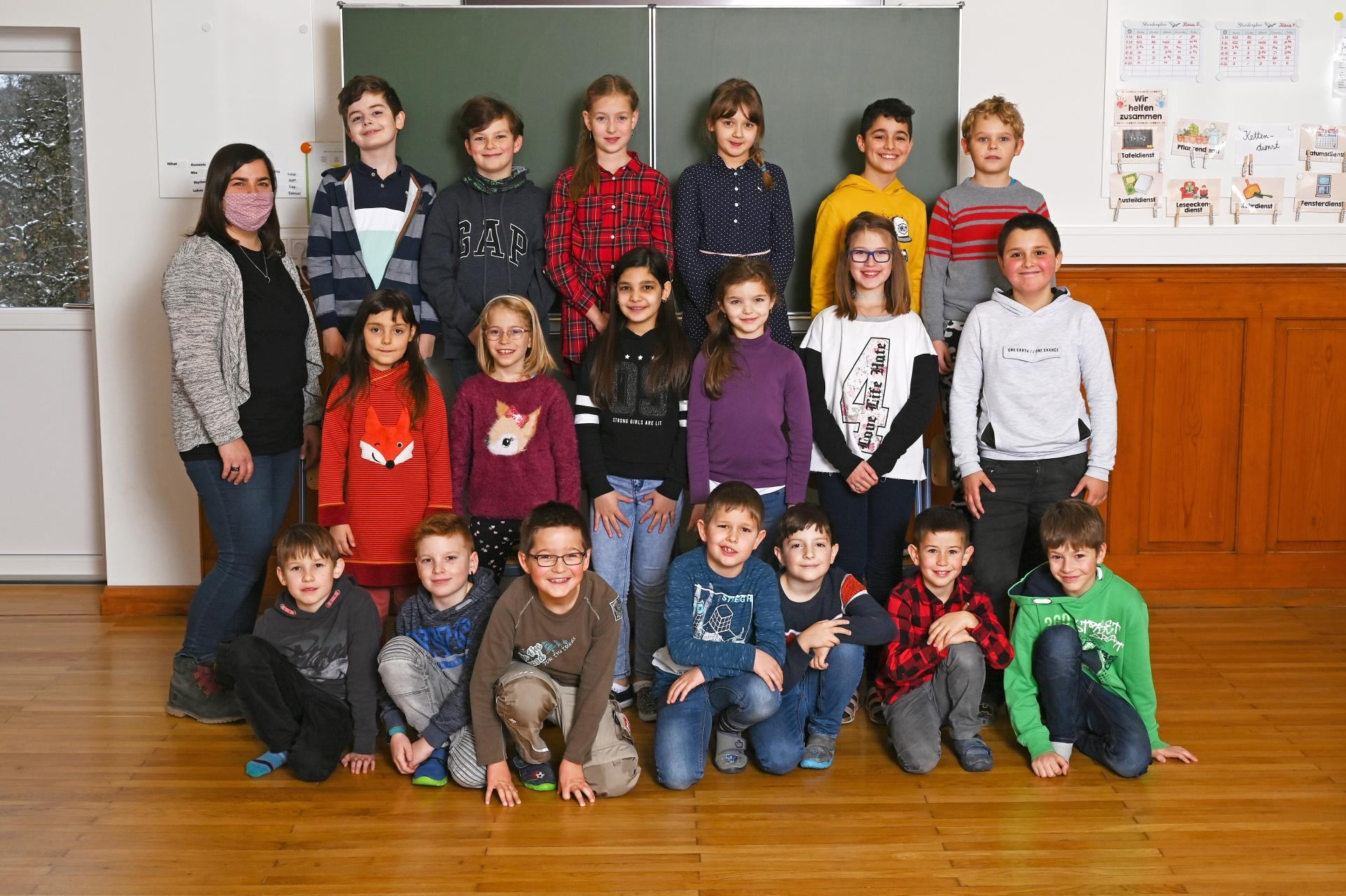 Klasse 3 & 4