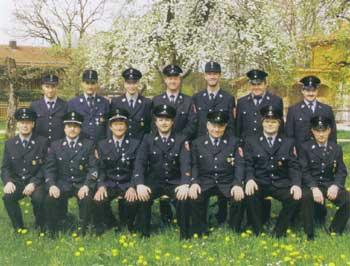 FF Stein - Festausschuss zur 125-Jahr-Feier 2003