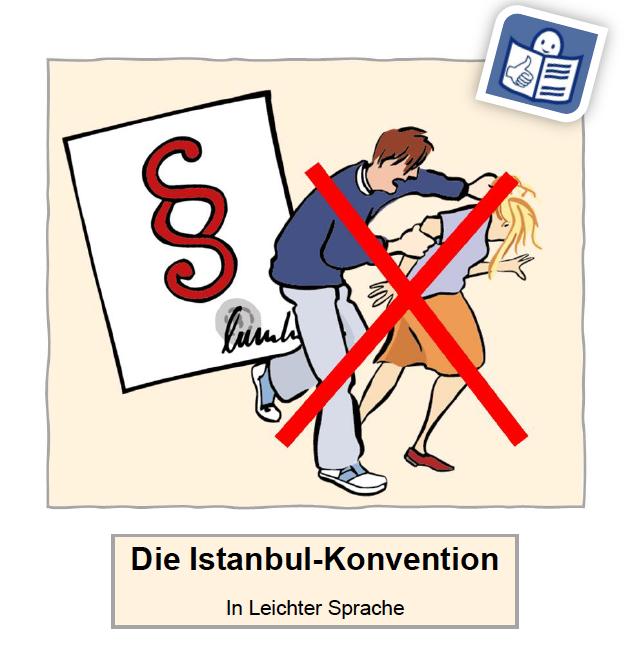 Istanbul Konvention in Leichter Sprache