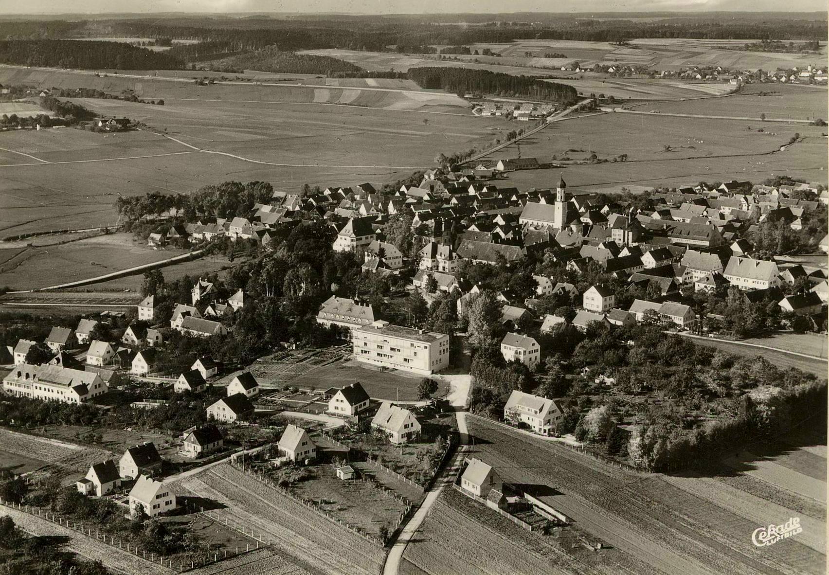 Zusmarshausen Luftbild