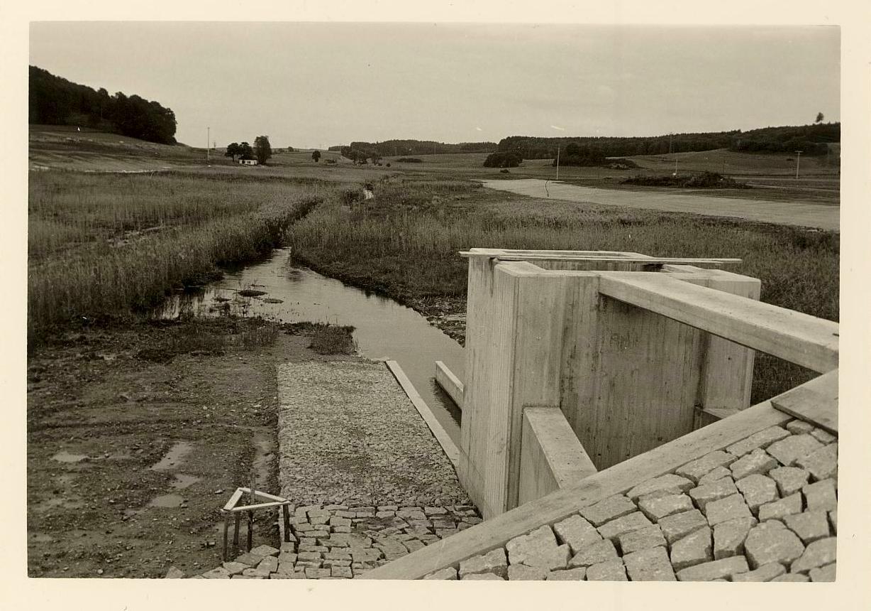 Zusmarshausen, Rothsee, um 1974