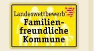 """Landeswettbewerb """"Familienfreundliche Kommune"""""""