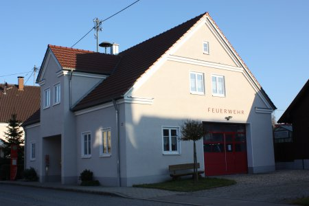 Schönebach Feuerwehrhaus
