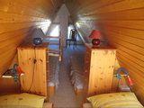Finnhütte auf dem Grundstück der Familie Schöttke 3