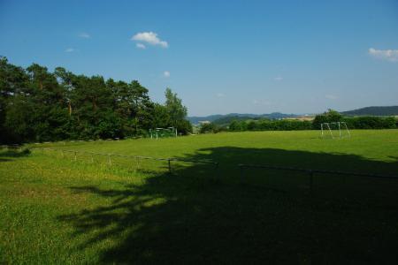 Foto Sportplatz