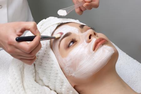 Kosmetikbehandlung im Kosmetiksalon Mandy Klotzsch