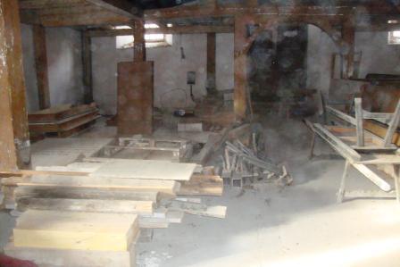 Friedhofskirche alter Zustand