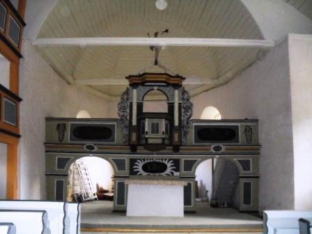 Friedhofskirche 4. Mai 2011