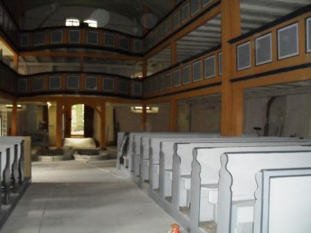 Friedhofskirche 4.Mai 2011