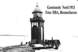 Geestemole 1913