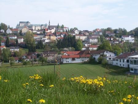 Gemeinde Fürstenstein - Südansicht (4)
