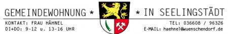 Logo Gemeindewohnung seelingstädt