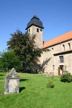 Klosterkirche St. Maria und Walpurga