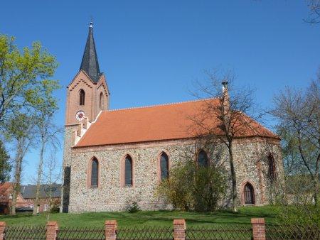 Glöwener Kirche