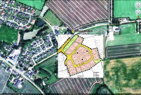 Entwurf - B-Plan Nr.7 Schulstrasse
