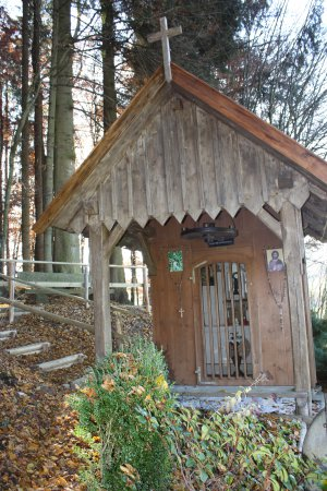 Bauhofen Gregor-Kraus-Kapelle