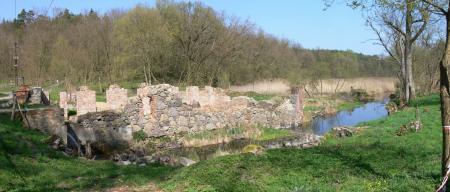 Ruine Wassermühle