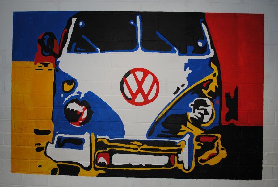 ..., VW Bus