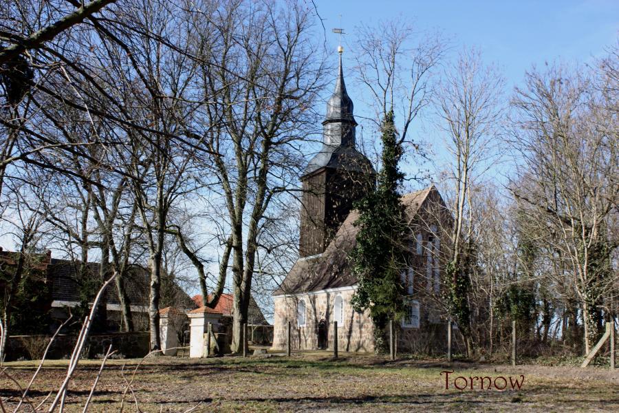 Kirche in Tornow