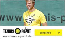 Jeder Einkauf bei Tennis-Point zählt für den TVBE