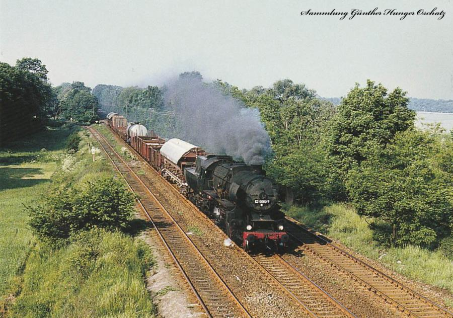 Güterzugdampflokomotive 52 5660