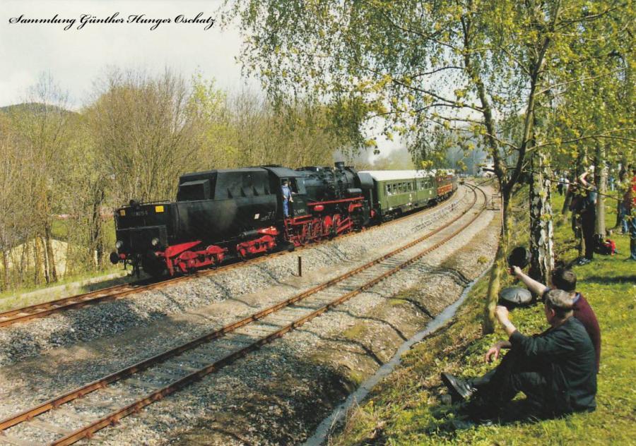 Rekogüterzugdampflokomotive 52 8075