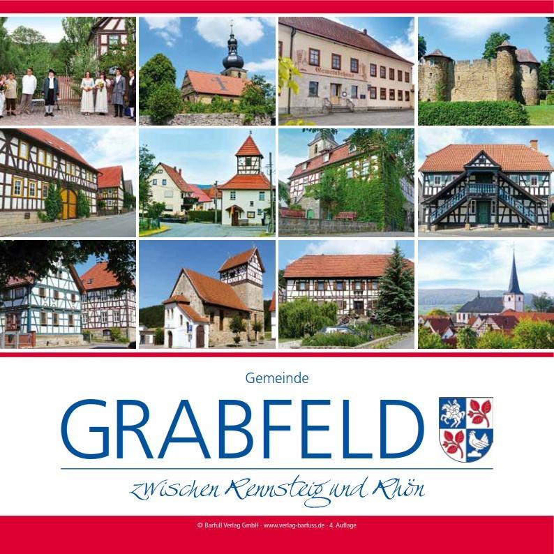 Grabfeld-Broschüre