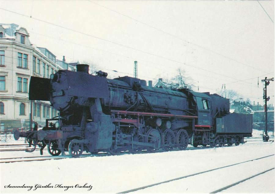 Güterzuglokomotive 52 6431