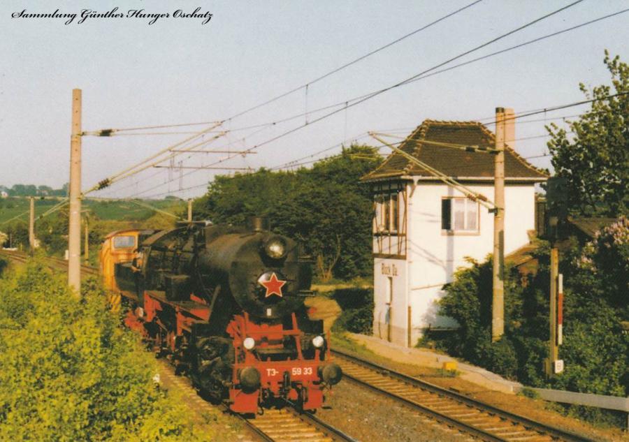Die Russen kommen! Die Museumslokomotive 52 5933