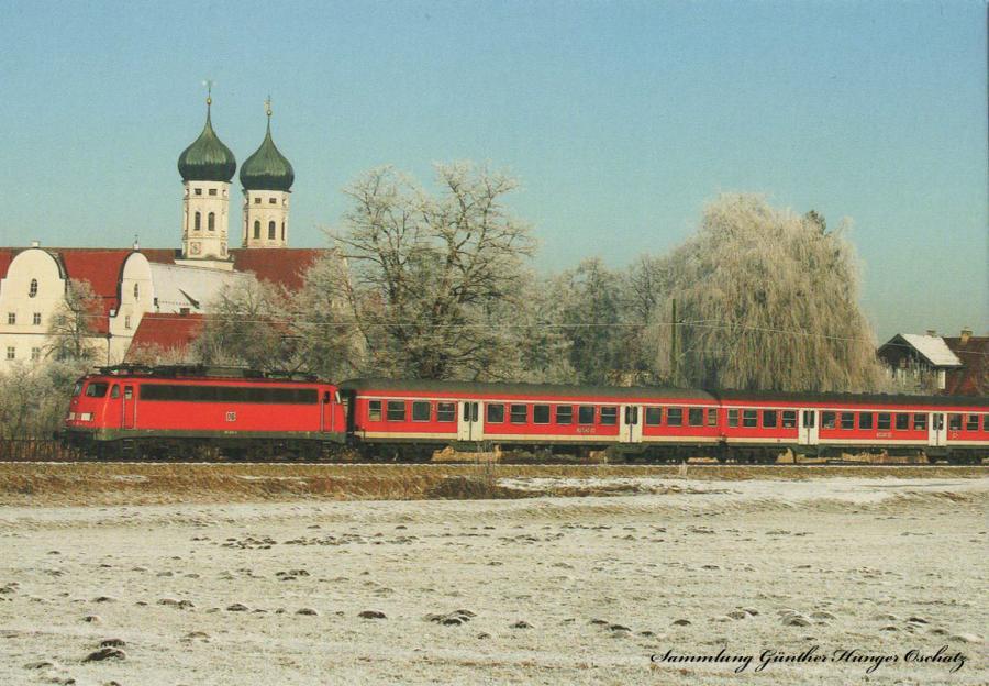 Deutsche Bahn AG 110 493