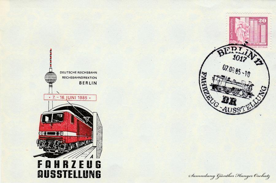 Deutsche Reichsbahn Reichsbahndirektion Berlin