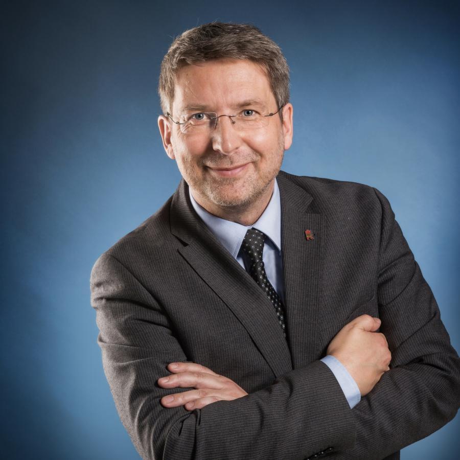 Bürgermeister Dr. Oliver Hermann