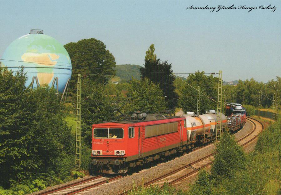 Deutsche Bahn AG  155 168