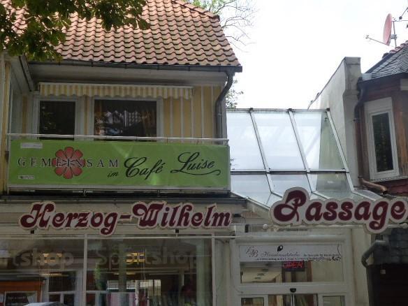 Vereinstreffpunkt Herzog-Wilhelm-Str. 92