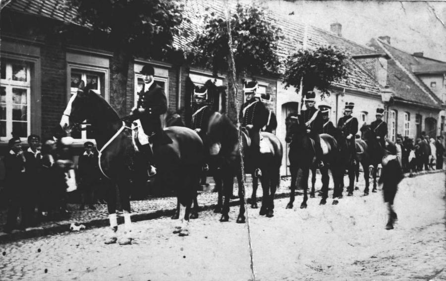 Reitergruppe 1931