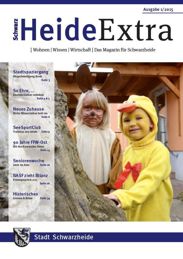 Stadtmagazin 01 Cover