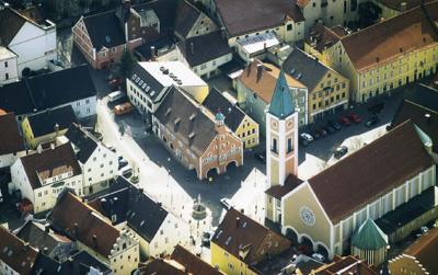 Stadtplatz 2007