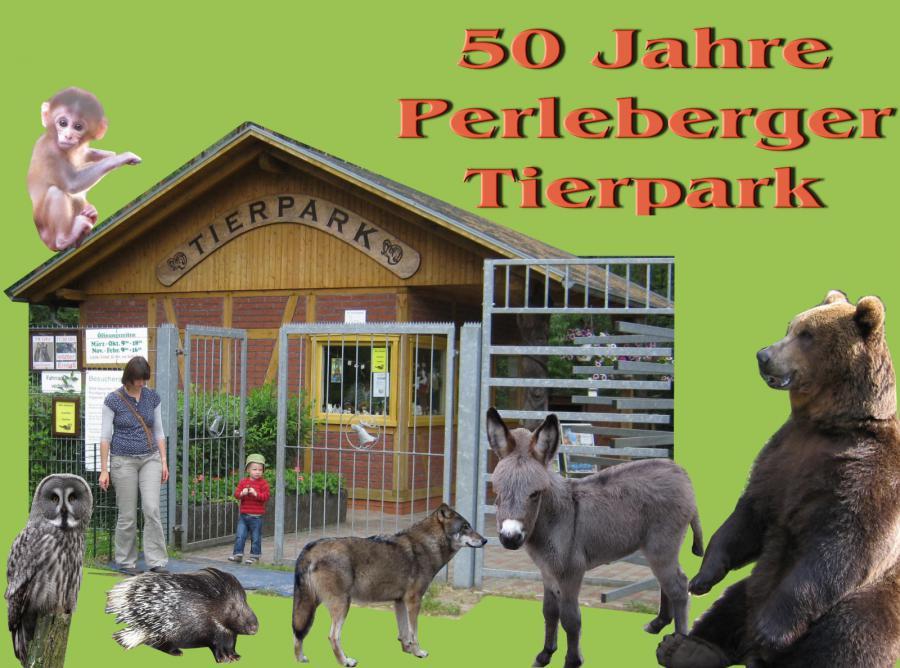 50. Geburtstag Tierpark