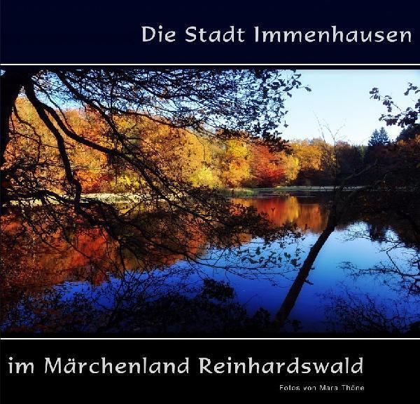 """Foto:  Bildband """"Die Stadt Immenhausen im Märchenland"""""""