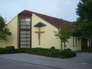 Pfarrheim 1986
