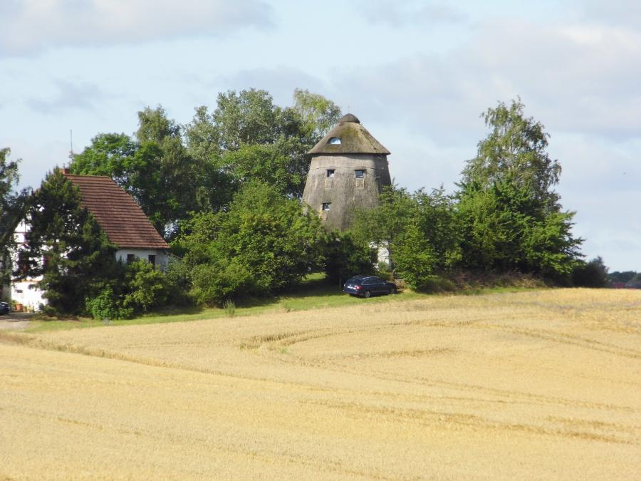 Mühle in Beckenkrug