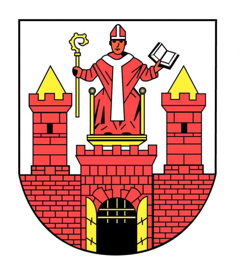 Wappen der Stadt Wittstock/Dosse