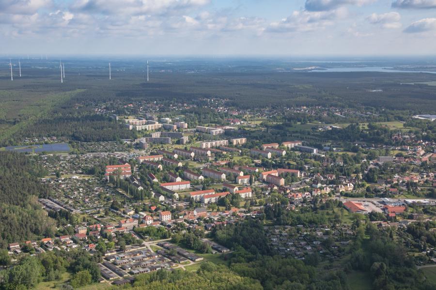2017 Luftbild Nord D. Laubner